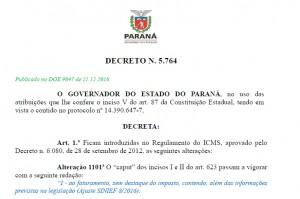 Governo do Estado atende reivindicação de entidades contábeis