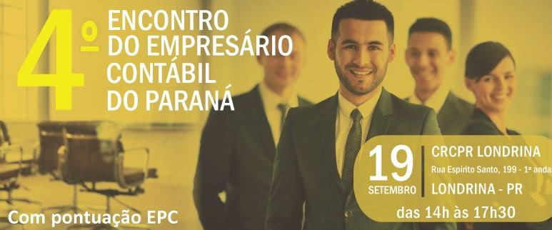 IV Encontro do Empresário Contábil - 4 Pontos EPC