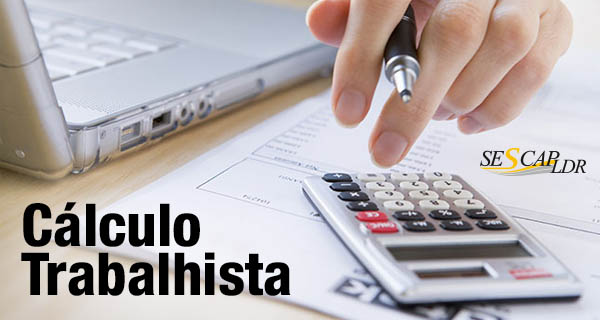 Cálculo Trabalhista - Intermediário - 100% Prático