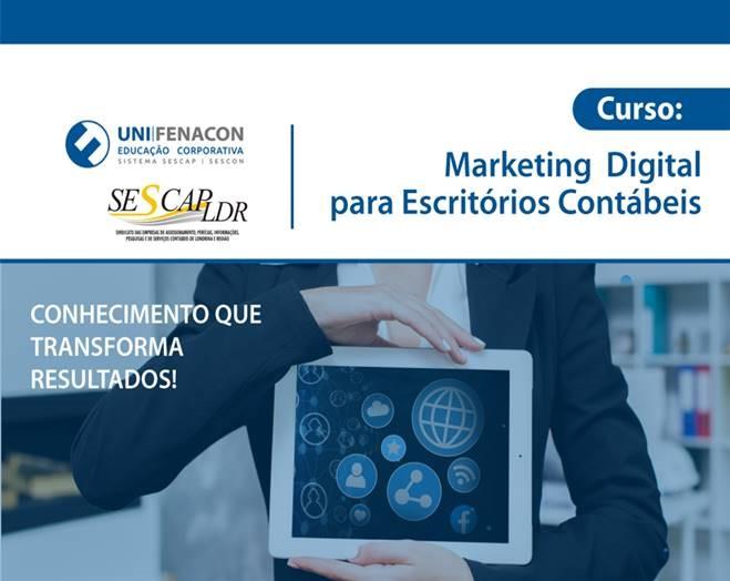 EAD - Marketing Digital para Escritórios Contábeis