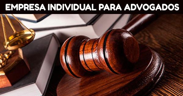 Câmara autoriza criação de empresa individual para advogados
