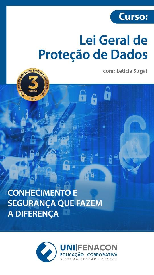 EAD - 3 Pontos - Lei Geral de Proteção de Dados