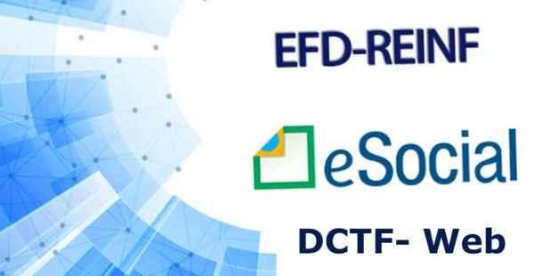 EFD-REINF, DCTF-WEB e PERDCOMP-WEB - Novas Rotinas Para Escritórios de Contabilidade e Empresas de Sistemas - 8 Pontos CRC