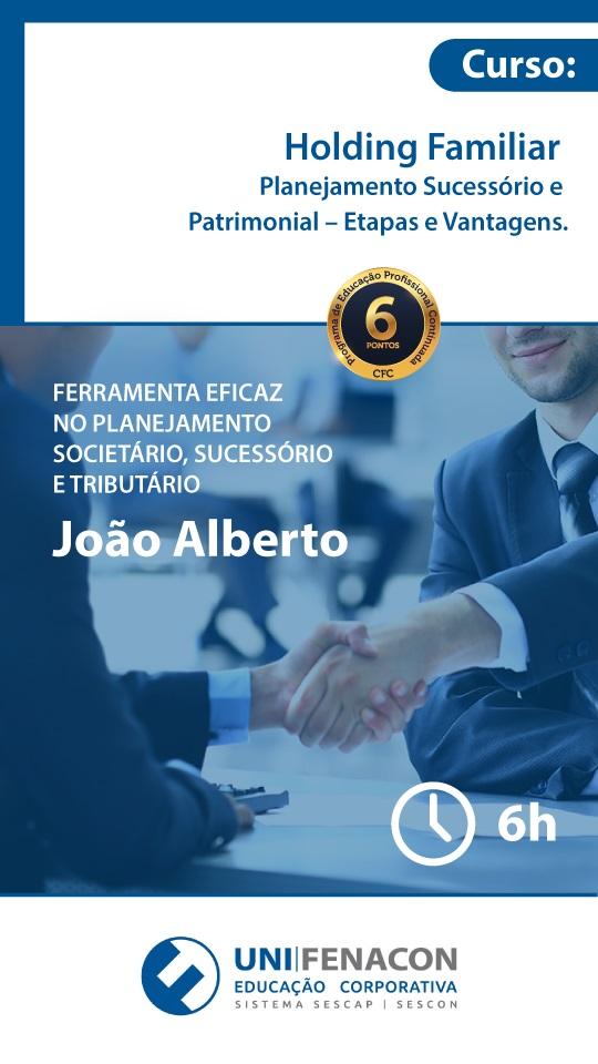 EAD - 6 Pontos - Holding Familiar – Planejamento Sucessório e Patrimonial - Etapas e Vantagens