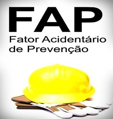 Publicados os Índices FAP para 2019