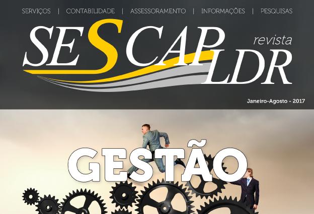 Revista Sescap-Ldr - Edição Janeiro-Agosto