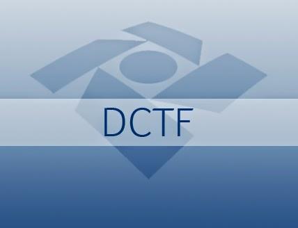 DCTF das Inativas e sem movimento de janeiro e fevereiro de 2017 poderá ser transmitida até 22 de maio