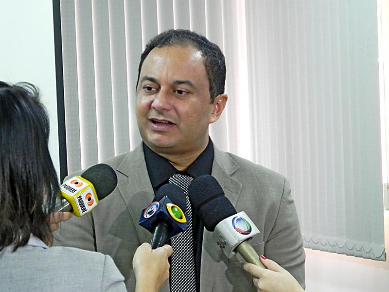 DIRPF: Sescap-Ldr recebe imprensa