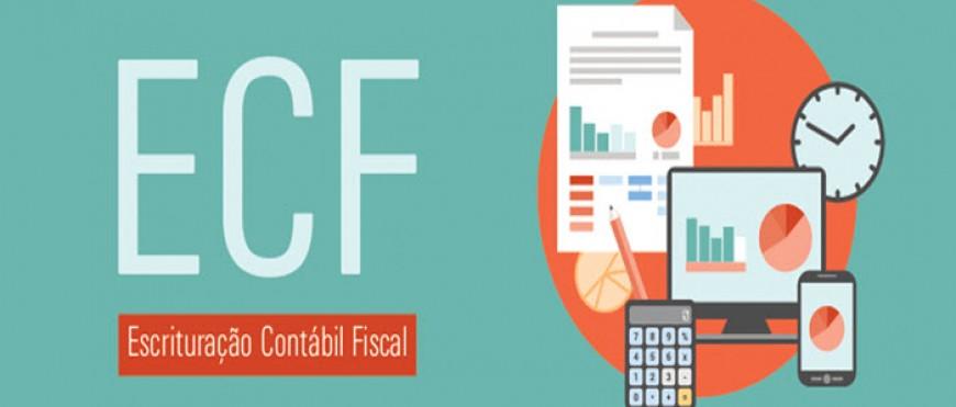 ECF - Escrituração Contábil Fiscal