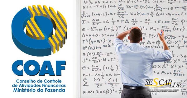 Workshop – COAF  – Comunicação de Não Ocorrência / Declaração Negativa das pessoas físicas e/ou jurídicas.