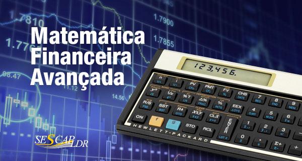 Matemática Financeira  completa 2018