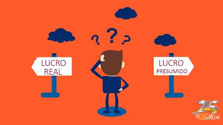 Lucro Real x Lucro Presumido - 8 Pontos CRC