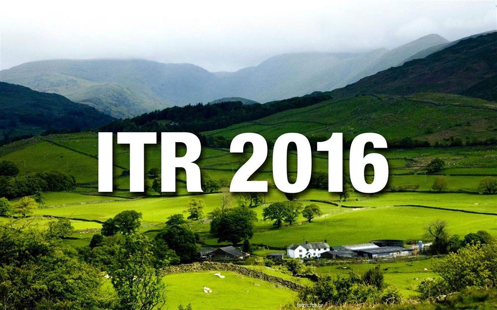 RFB Divulga Regras para a DITR/2016