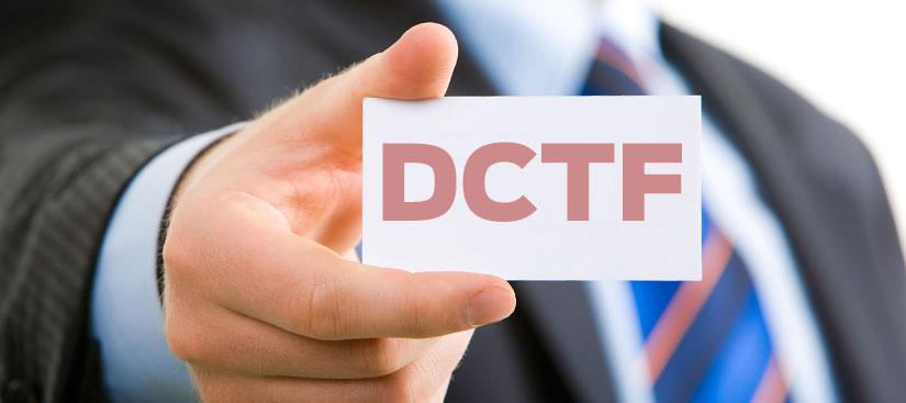 Receita responde questionamento sobre DCTF