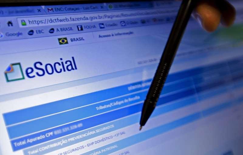 Site do eSocial apresenta novidades e confere maior acessibilidade ao sistema