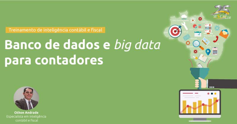 Banco de dados e big data para contadores