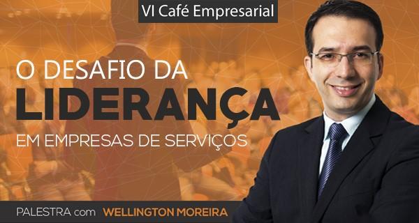 Café Empresarial O desafio da liderança em empresas de serviço