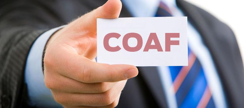 COAF: Declaração Negativa Deverá Ser Apresentada até 31/Jan