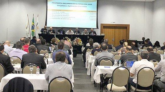 Conselho de representantes da Fenacon se reúne em Vitória-ES