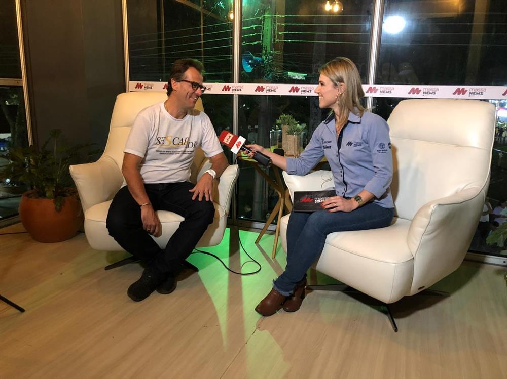 Sescap-Ldr no Portal Massa News Live on ExpoLondrina
