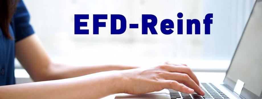 Orientação – EFD-Reinf Sem Movimento