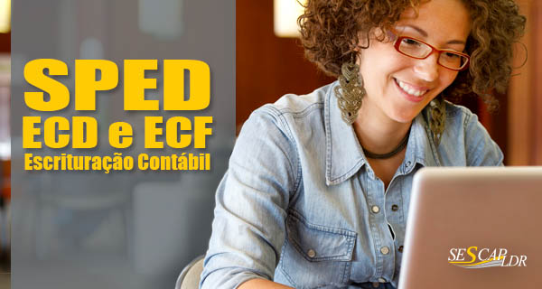 100% PRÁTICO - Curso ECD (SPED Contábil) e ECF versão 2.x – Prático no PVA com uso de notebook pelo participante (presumido, real e imunes/isentas) 2ª TURMA