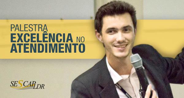 PALESTRA: Excelência no Atendimento ao Público com Taylan Alves