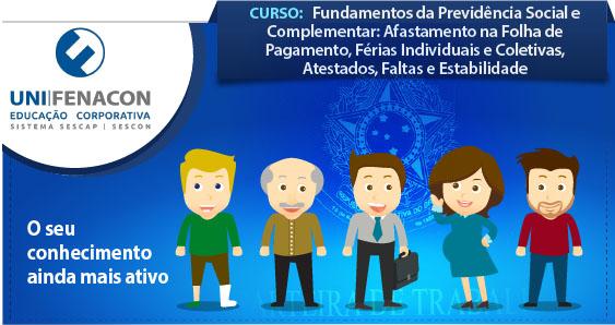 Fundamentos da Previdência Social e Complementar (VÍDEO AULA)