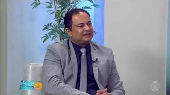 Entrevista no programa Jogo Aberto