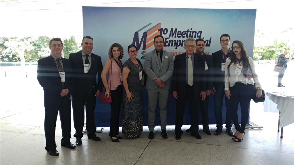 1º Meeting Empresarial