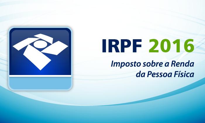 5ª quota do IRPF 2016 terá acréscimo de 4,38%