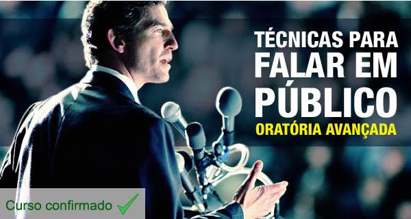Técnicas para Falar em Público II - Curso de Oratória Avançada