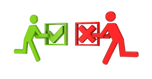 Pontos positivos e negativos para empresas e pessoas que optarem pelo Pert